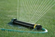 Know about some garden irrigation systems.