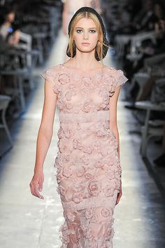CHANEL COUTURE FALL WINTER 2012 2013 High Fashion Haute Couture featured fashion Chanel Haute Couture