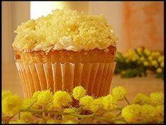 Muffin mimosa ------>  Scopri la ricetta su Petitchef.it