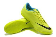 Nike Mercurial victory VIII TF Vert Noir