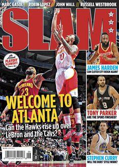 SLAM 188 - Jeff Teague (Cover 3 of 3)