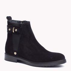 Tommy Hilfiger Holly Ankle Boots - black (Schwarz) - Tommy Hilfiger Stiefel & Stiefeletten - Hauptbild