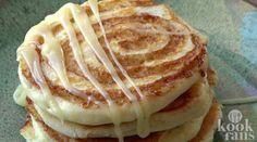 Kaneelbrood-pannenkoekjes: hier zou je toch elke dag wel mee willen ontbijten?