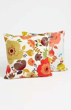 Nordstrom at Home 'Poppy' Embroidered Pillow available at #Nordstrom