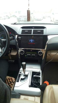 Camry installed