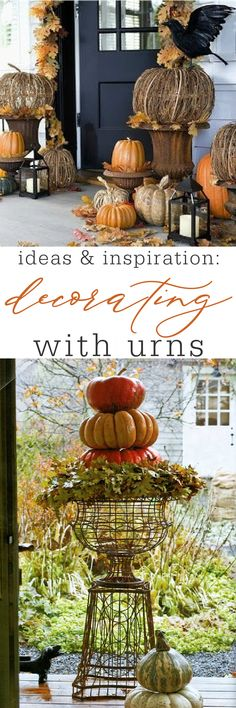 200 Fall Outdoor Decorating Ideas In 2020 Fall Outdoor Fall Outdoor Decor Fall Decor