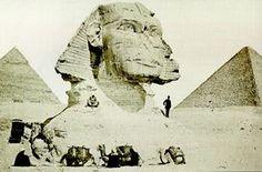 19th century Sphinx photo