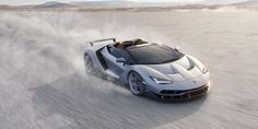 Lamborghini Centenario Roadster - Speed-Driven | High Resolution HD Car Wallpapers & Automotive News