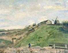 Van Gogh, Monmartre