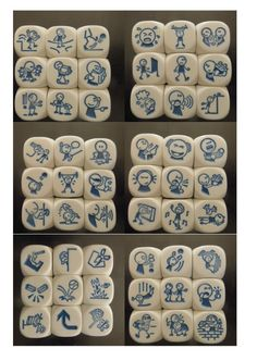 rory's story cubes - actie                                                                                                                                                                                 More