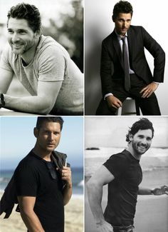 Eric Bana has my vote for Mr. Grey!