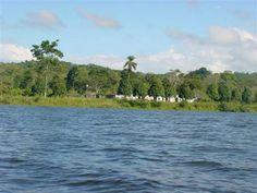 Terreno agradável com uma localização estratégica, perto da nova ponte que atravessa o Rio das Contas e com 300 metros de frente de rio.