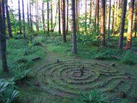 World Labyrinth Day, first Saturday in May