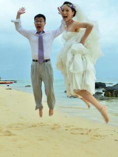 """""""Rose Wedding"""" Show in Mauritius"""