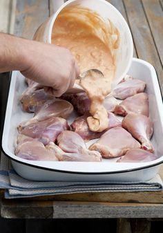 Braai Recipes, Meat Recipes, Cooking Recipes, Curry Recipes, Duck Recipes, Skillet Recipes, Appetizer Recipes, Great Chicken Recipes, Cooked Chicken Recipes
