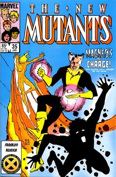 SAM-COMICS: Os Novos Mutantes V1 35
