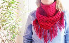 Golas em Lã | Maparim, crochet scarf, wool scarf, granny scarf, handmade scarf,