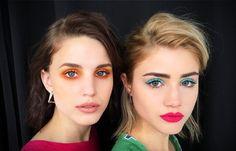 Tendencias de maquillaje para primavera-verano
