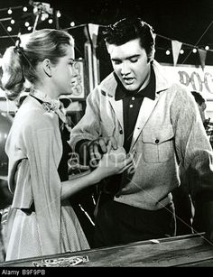 Loving You 1957 Paramount Film With Elvis Presley And Dolores Hart