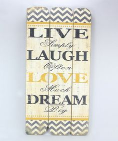 'Live' Wood Extra-Large Wall Plaque