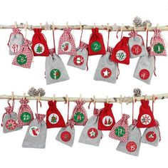 Advent Calenders, Christmas Decorations, Holiday Decor, Activities For Kids, Knitting, Home Decor, Kindergarten, Beautiful Pictures, Interiors