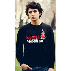 MY WAY ISLAM İçiyorsak Sebebi Var, çay baskılı sweatshirt, İslami mesajlar veren Tişörtler Long Sleeve, Sleeves, Mens Tops, T Shirt, Fashion, Supreme T Shirt, Moda, Tee Shirt, Long Dress Patterns