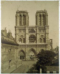 Unknown - Notre Dame de Paris, 1851