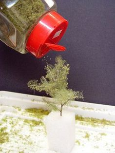 "Tom Fassett's miniature ""tree making"" 101"