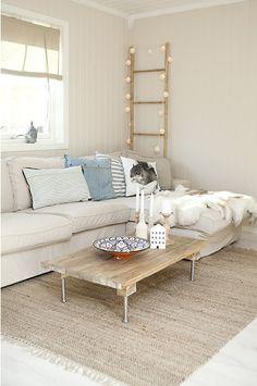 Interieur inspiratie uit Noorwegen. Voor meer interieur en inrichten kijk ook eens op http://www.wonenonline.nl/interieur-inrichten/