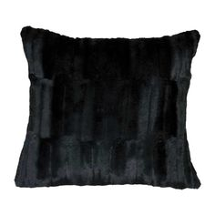 Faux Fur Throws and Pillows for Cold Cabin Nights