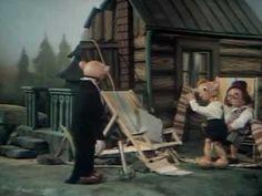 SPEJBL A HURVINEK 1954 CZ - 61minut Tales For Children, Music Film, Fairy Tales, Youtube, Fairytale, Youtube Movies, Fairies