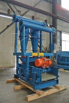 desander: http://www.kosunsolidscontrol.com/solids-control-equipment/desander.html  http://www.china-kosun.com/kosun-solids-control-equipment/desander.html
