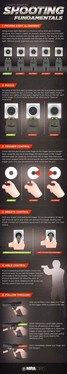 Shooting Fundamentals | Follow These Tips and Shoot Like a…