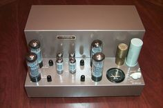 Marantz Model 8 et 8B. Stéréo. Le plus recherché