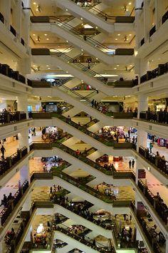 Crazy Hotel, Berjaya Time Square, Kuala Lumpur, Malayasia