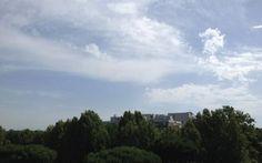 MEteo Roma, maltempo nel pomeriggio. Ma il vortice ha le ore contate...