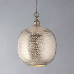 Filisky Ball Pendant Light from notonthehighstreet.com