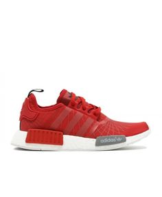ab09101b4e832 Adidas Originals NMD R1 Runner W Lush Red White Core Black S79385 Cheap Adidas  Nmd