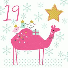 Advent Calendar Day 19 - Amy Underhill