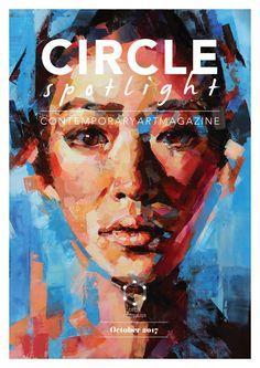 Spotlight Magazine - October 2017 Contemporary Art Magazine published by Circle Foundation
