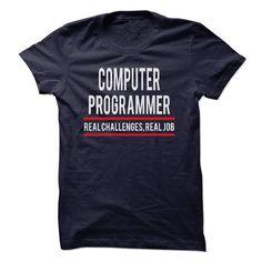 Computer Programmer Great T Shirt
