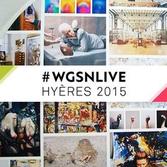 This weekend our Womenswear editors Robbie Sinclair and @laura_wgsn will be snapping exclusive highlights from the International Festival of Fashion and Photography in Hyères, France. Stay tuned! #Hyères #HyèresFestival #Hyères2015 #villaNoailles #editortakeover #wgsnlive