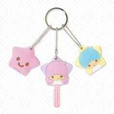 Sanrio, Little Twin Stars key covers.