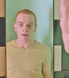 Trainspotting (1996) Director: Danny Boyle, Renton (Ewan McGregor) based on the book by Irvine Welsh