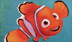 Love Nemo. One of the best movies, animated or otherwise.