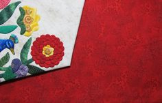 Baltimore Garden Quilts: Baltimore Garden Quilt Fabric Suggestions