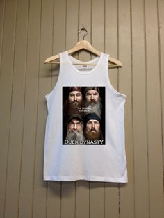 Duck Dynasty Tank. I need this in my life!!! LOL