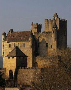 Château de Beynac Castle in Beynac-et-Cazenac France