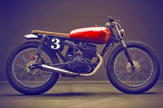 Sexta Insana: CG 125 brat by Low Budget Customs | Garagem Cafe Racer