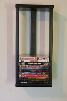Items Similar To 31 DVD BluRay Games Tower Stand Organizer Rack Shelf  Holder Storage Media Video On Etsy